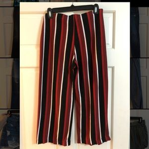 UO Silence & Noise Flared Striped Pants